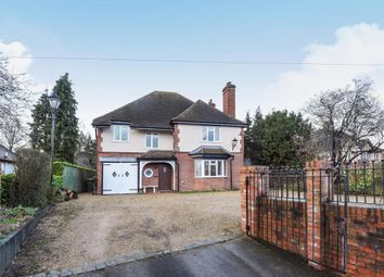 Thumbnail 4 bed detached house for sale in London Road, Thatcham