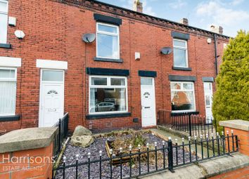 Thumbnail 2 bed terraced house for sale in Ellesmere Road, Morris Green, Bolton, Lancashire.