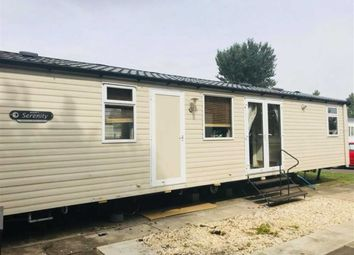 Thumbnail 3 bed mobile/park home for sale in Thorpe Park Holiday Centre, Cleethorpes
