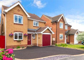 Thumbnail 3 bed detached house for sale in Hollowbrook Close, Ruskington, Sleaford