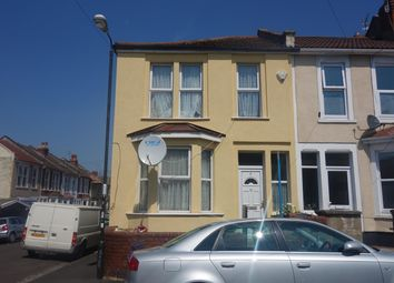 Thumbnail 3 bed end terrace house for sale in Alpine Road, Easton, Bristol