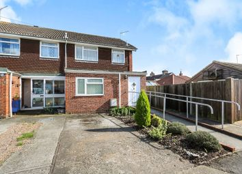 Thumbnail 3 bedroom semi-detached house for sale in Vincent Close, Ipswich