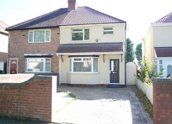 Thumbnail 3 bed semi-detached house for sale in Park Lane, Fallings Park, Wolverhampton