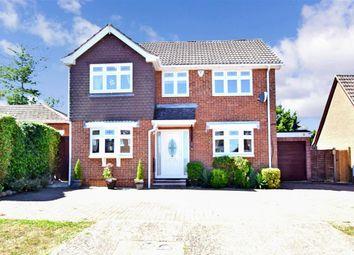 4 bed detached house for sale in Little John Avenue, Walderslade, Chatham, Kent ME5