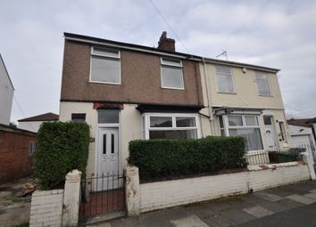Thumbnail 3 bed semi-detached house to rent in Mostyn Street, Wallasey