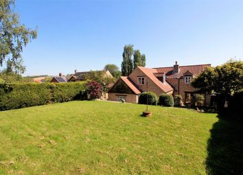Thumbnail 6 bed detached house for sale in Castle Gate, Castle Bytham, Grantham