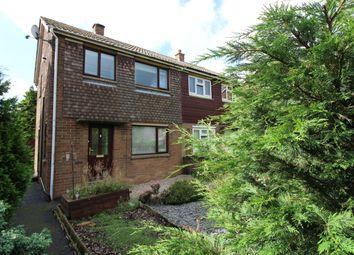 Thumbnail 3 bed semi-detached house for sale in Ferndene Walk, Birstall, Batley