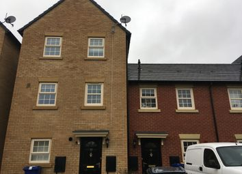 Thumbnail 2 bed terraced house to rent in Comelybank Drive, Mexborough, Rotherham, South Yorkshire