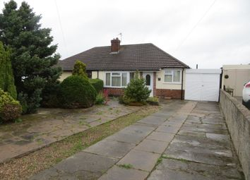 Thumbnail 2 bed semi-detached bungalow to rent in Sherwood Road, Stoke Golding