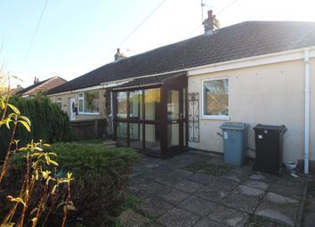 Thumbnail 2 bed bungalow to rent in Gorse Road, Grantham