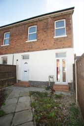 Thumbnail 2 bed semi-detached house for sale in Church Street, Connah`S Quay, Flintshire.