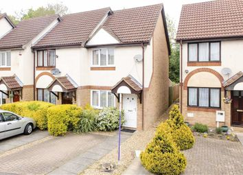 Thumbnail 2 bed end terrace house to rent in Pimpernel Grove, Walnut Tree, Milton Keynes