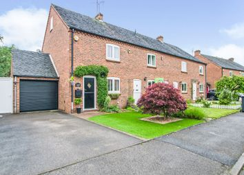 Thumbnail 3 bed end terrace house for sale in Golden Valley, Riddings, Alfreton