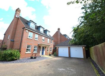 Thumbnail 6 bed detached house for sale in Harvest Fields, Takeley, Hertfordshire