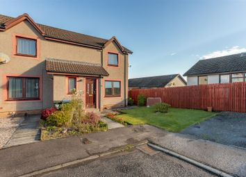 Thumbnail 2 bed end terrace house for sale in West Mains Avenue, Perth