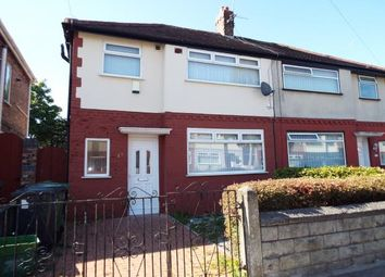 Thumbnail 3 bedroom semi-detached house for sale in Abbeystead Avenue, Bootle, Liverpool, Merseyside