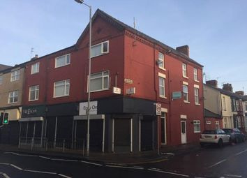 Thumbnail 1 bed end terrace house for sale in 103-107 Linacre Road, Litherland, Liverpool