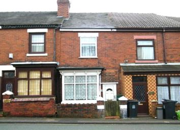 Thumbnail 2 bed terraced house to rent in Watlands View, Newcastle-Under-Lyme