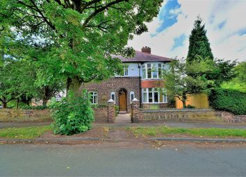 Thumbnail 3 bed detached house for sale in Cliffe Road, Appleton, Cheshire