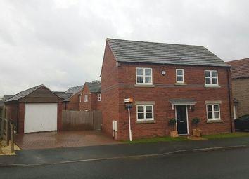 Thumbnail 3 bed detached house for sale in Thurgaton Way, Newton, Alfreton