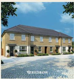 Thumbnail 2 bedroom terraced house for sale in Southfleet Road, Ebbsfleet