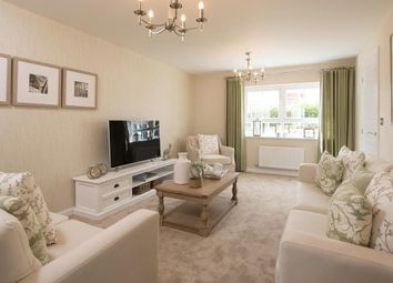 """Thumbnail 4 bedroom detached house for sale in """"Radleigh"""" at Blenheim Avenue, Brough"""
