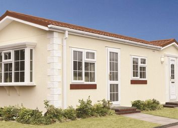 Thumbnail 2 bed mobile/park home for sale in Aldingbourne Residential Park, Chichester, West Sussex