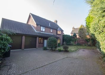 Thumbnail 4 bed detached house for sale in Cromarty Way, Caister-On-Sea, Great Yarmouth
