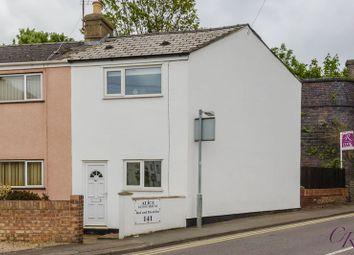 Thumbnail 2 bedroom terraced house for sale in Swindon Road, Cheltenham