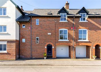 Crowder Terrace, Winchester, Hampshire SO22. 4 bed terraced house for sale