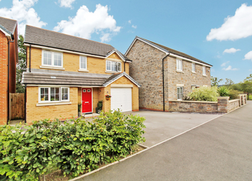 Thumbnail 4 bed detached house for sale in Beauchamp Walk, Gorseinon, Swansea