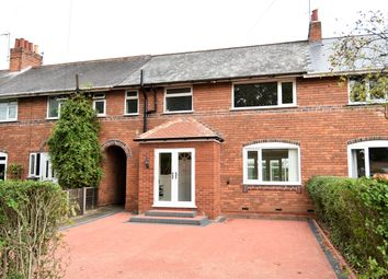 Thumbnail 3 bed terraced house for sale in Selly Oak Road, Bournville, Birmingham