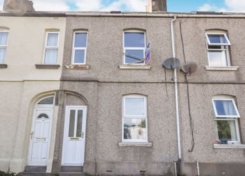 3 bed terraced house for sale in Senhouse Street, Workington CA14