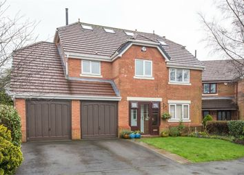 Thumbnail 4 bedroom detached house for sale in Nevern Close, Bolton