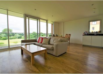 Thumbnail 2 bed flat for sale in 17 Dowding Drive, London