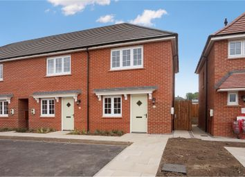 Thumbnail 2 bedroom end terrace house for sale in 15 Foxglove Drive, Highburton