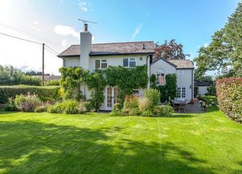 Thumbnail 4 bed detached house for sale in Tattenhall, Chester, Cheshire