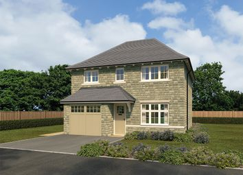 Thumbnail 4 bed detached house for sale in Langley Grange, Wakefield Road, Huddersfield, West Yorkshire