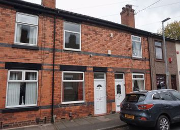 Thumbnail 2 bed terraced house for sale in Plant Street, Longton, Stoke-On-Trent