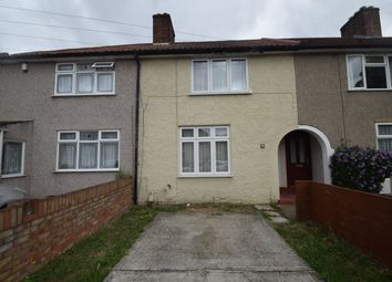 Thumbnail 2 bed terraced house to rent in Thompson Road, Dagenham