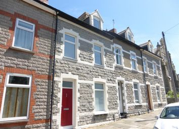 Thumbnail 3 bed property to rent in Arcot Street, Penarth