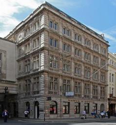 Office to let in 2 Throgmorton Avenue, London EC2N