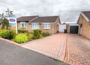 Thumbnail 2 bed semi-detached bungalow for sale in Lobelia Close, Chapel Park, Newcastle Upon Tyne