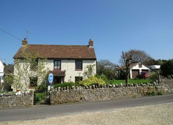 Thumbnail 4 bed detached house for sale in Greenhill Road, Sandford, Winscombe