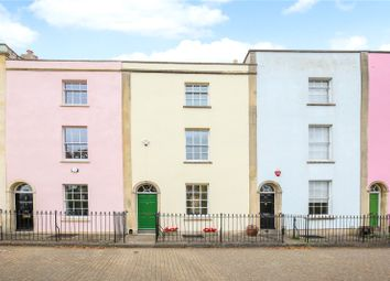 Thumbnail 4 bedroom terraced house for sale in Bathurst Parade, Harbourside, Bristol