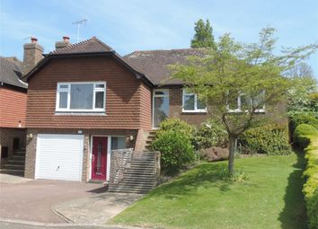 Thumbnail 3 bed detached bungalow for sale in The Covert, Bexhill On Sea, East Sussex