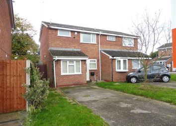 Thumbnail 2 bed semi-detached house for sale in Goodwood Drive, Alvaston, Derby