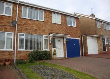 Thumbnail 4 bed semi-detached house to rent in Oakwood Road, Hollywood
