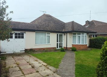 Thumbnail 2 bedroom semi-detached bungalow for sale in Harwood Avenue, Goring-By-Sea, Worthing