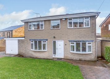 Thumbnail 4 bed detached house for sale in Pennine Close, Upperthong, Holmfirth